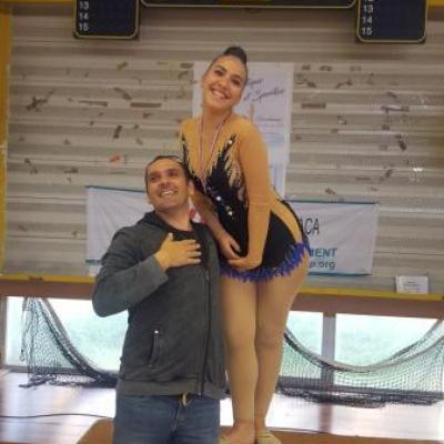 Compétition départementale individuelle Gardanne 2019