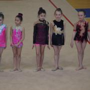 Gymnastes Coupe Formation 2